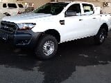 Photo White Ford Ranger 2.2 TDCi Base 4x2 D/Cab with...
