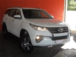 Toyota fortuner demo used cars - Trovit