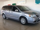 Photo Silver Chrysler Grand Voyager 2.8CRD Limited AT...