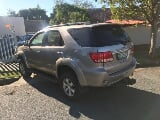 Photo 2008 toyota fortuner diesel 4x4 manual 3.0 d-4d...