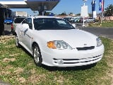 Photo Hyundai Tiburon 2.0, White with 134000km, for...