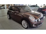 Photo 2010 Mini Cooper S Mayfair 50 Edition Brown...