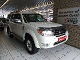 Photo 2013 Ford Everest 3.0 TDCi XLT 4x2, White with...