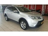 Photo Toyota RAV4 2.0 GX 4x2, silver with 52500km,...