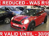 Photo 2009 MINI Cooper S John Cooper Works, Red with...