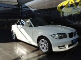 Photo BMW 1 Series 120i Convertible 2010