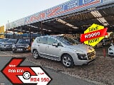 Photo Silver peugeot 1.6 vti comfort/access with...