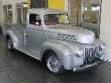 Photo 1946 Ford Jailbar V8 A/T, Silver with 225000km...
