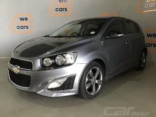Chevrolet Sonic Rs Used Cars Trovit