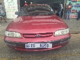 Photo Ford {derivative}, Maroon with 175000km, for sale!