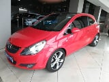 Photo 2010 Opel Corsa 1.4 Sport 3-door, Red with...