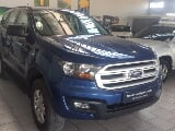 Photo 2018 Ford Everest 2.2 XLS auto