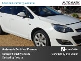 Photo 2016 Opel Astra sedan 1.4 Turbo Essentia