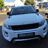 Photo 2012 Land Rover Range Rover Evoque 2.2 SD4...