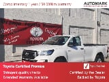 Photo 2019 Toyota Hilux 2.4GD-6 4x4 SRX
