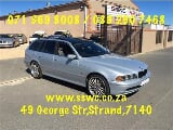 Photo 2002 BMW 525i Touring Steptronic