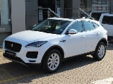 Photo White Jaguar E-Pace 2.0D (110kW) with 17500km...