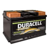 Photo Duracell 636 12v 45ah Car battery - Maiden...