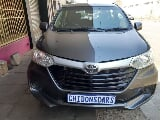 Photo 2017 Toyota Avanza 1.3 SX