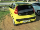 Photo 2010 Peugeot 107 trendy For Sale Mossel Bay,...