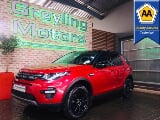 Photo 2016 Land Rover Discovery Sport 2.2 SD4 SE