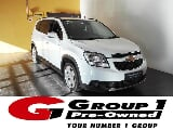 Photo 2015 Chevrolet Orlando 1.8 Ls