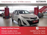 Photo 2018 Toyota Yaris 1.5 Xi (Used)