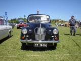 Photo 1949 Austin A40 in Prince Albert, Western Cape...