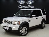 Photo 2013 land rover 3 td v6 s a/t