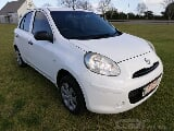 Photo 2014 Nissan Micra 1.2 Visia+ (audio) for sale