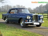 Photo Rolls Royce Silver Shadow Cloud III