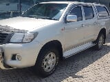 Photo Toyota Hilux 2.5 D-4D D/Cab 4x4 SRX with...