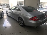 Photo Mercedes benz cls 350 very neat all the bells...