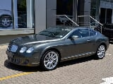 Photo Green Bentley Continental GT with 46835km...