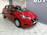 Photo 2018 Nissan Micra 0.9T Visia