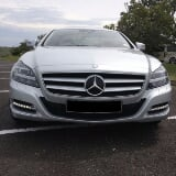 Photo 2012 Mercedes-Benz CLS 350 BE - Full House, Low...