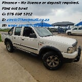 Photo 2004 Ford Ranger 2.5TD D/Cab Hi-Trail for sale!...