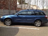 Photo 2007 Subaru Outback 2.5i in Bloemfontein, Free...