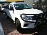 Photo 2016 Toyota Hilux Single Cab