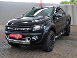 Photo 2015 Ford Ranger 3.2TDCi Wildtrak 4x4 Double Cab