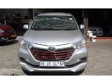 Photo 2015 Toyota Avanza 1.5 SX