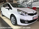 Photo 2017 Kia Rio sedan 1.4, 78000 km