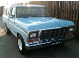 Photo 1978 Ford F100 Diesel Pickup