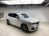 Photo 2016 BMW X3 xDrive20d M Sport Auto