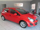 Photo Red Opel Corsa 1.4 Essentia 5-door with...