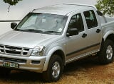 Photo Isuzu KB 240 double cab LE