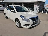 Photo 2018 Nissan Almera 1.5 Acenta, White with...