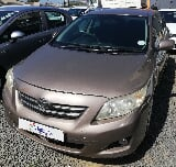 Photo 2005 Toyota Corolla 1.6 Advanced