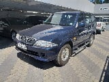 Photo 2002 SsangYong Musso E320 EL