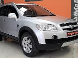 Photo 2011 chevrolet captiva 2.0D LTZ 4X4